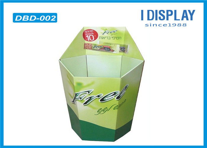 Showing Case Cardboard Dump Bins / Cardboard Recycle Bins For Offices